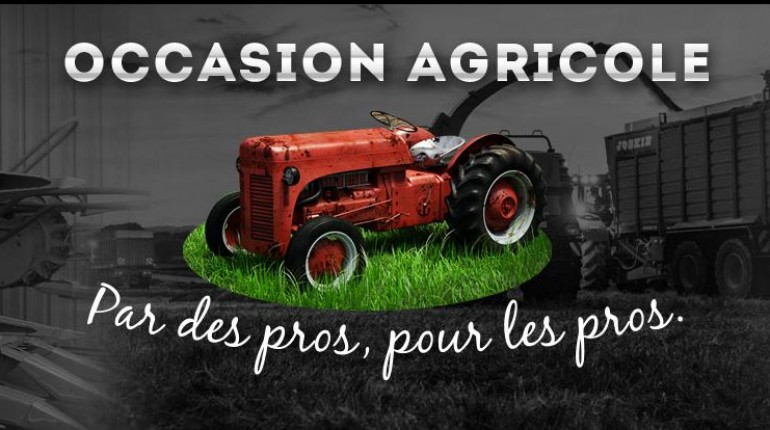 occasion-agricole